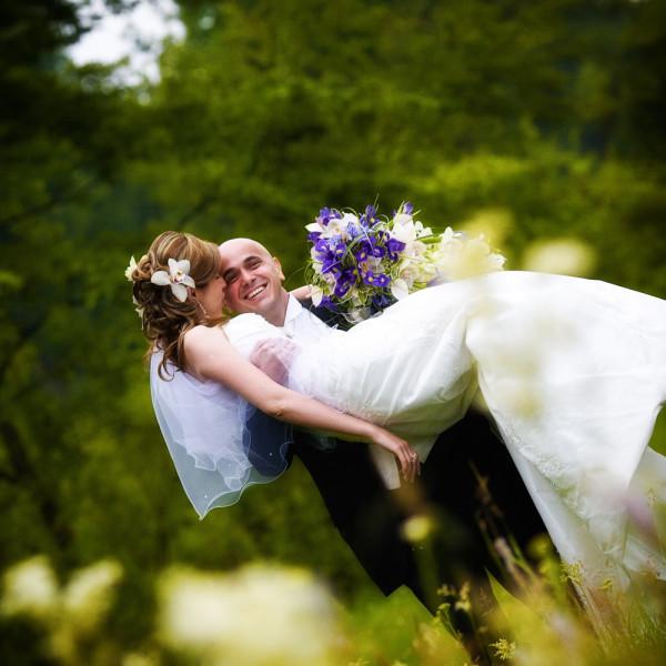 O Nunta cu Ploaie - Dana si Marius