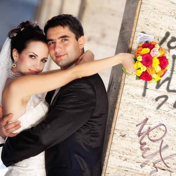 Lavinia si Lucian, nunta