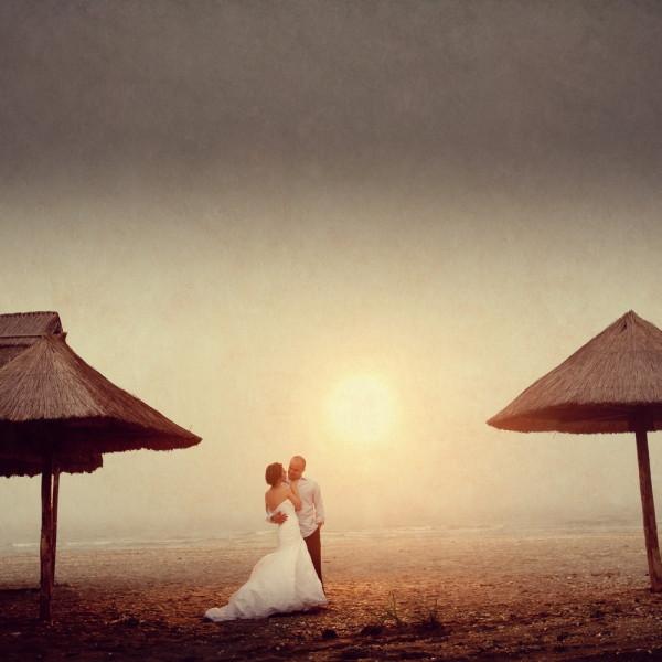 Sandra si Marius, dupa nunta