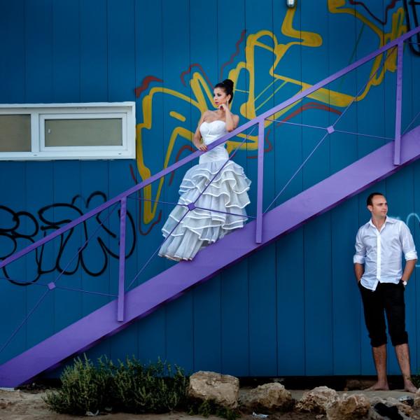 Sedinta foto dupa nunta, Cristina si Eduard in Bulgaria