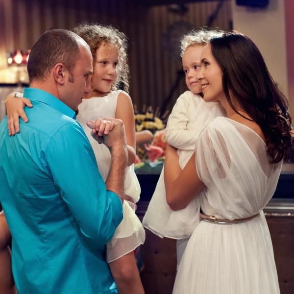 10 ani de casatorie: Oana si Cristian