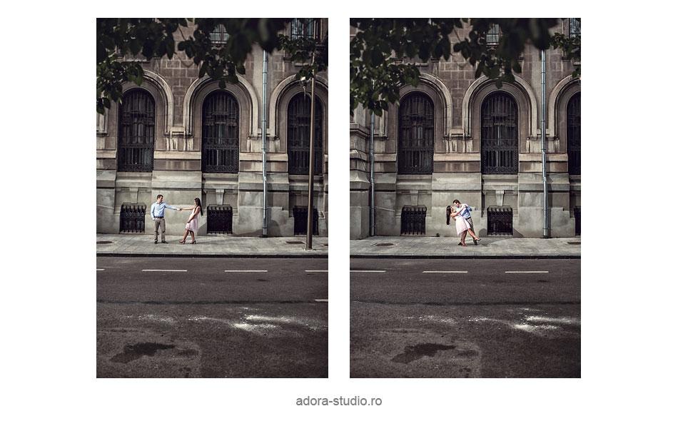 3 sedinta foto pe strada