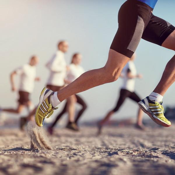 Sesiune foto pentru SanaSport-Maratonul Nisipului
