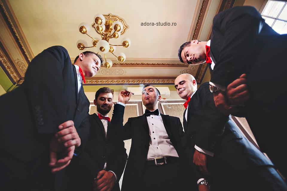 11 poze de grup nunta
