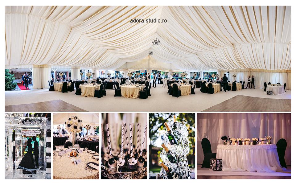 33 aranjamente local nunta