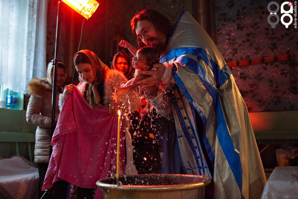 36 botezul la lipoveni