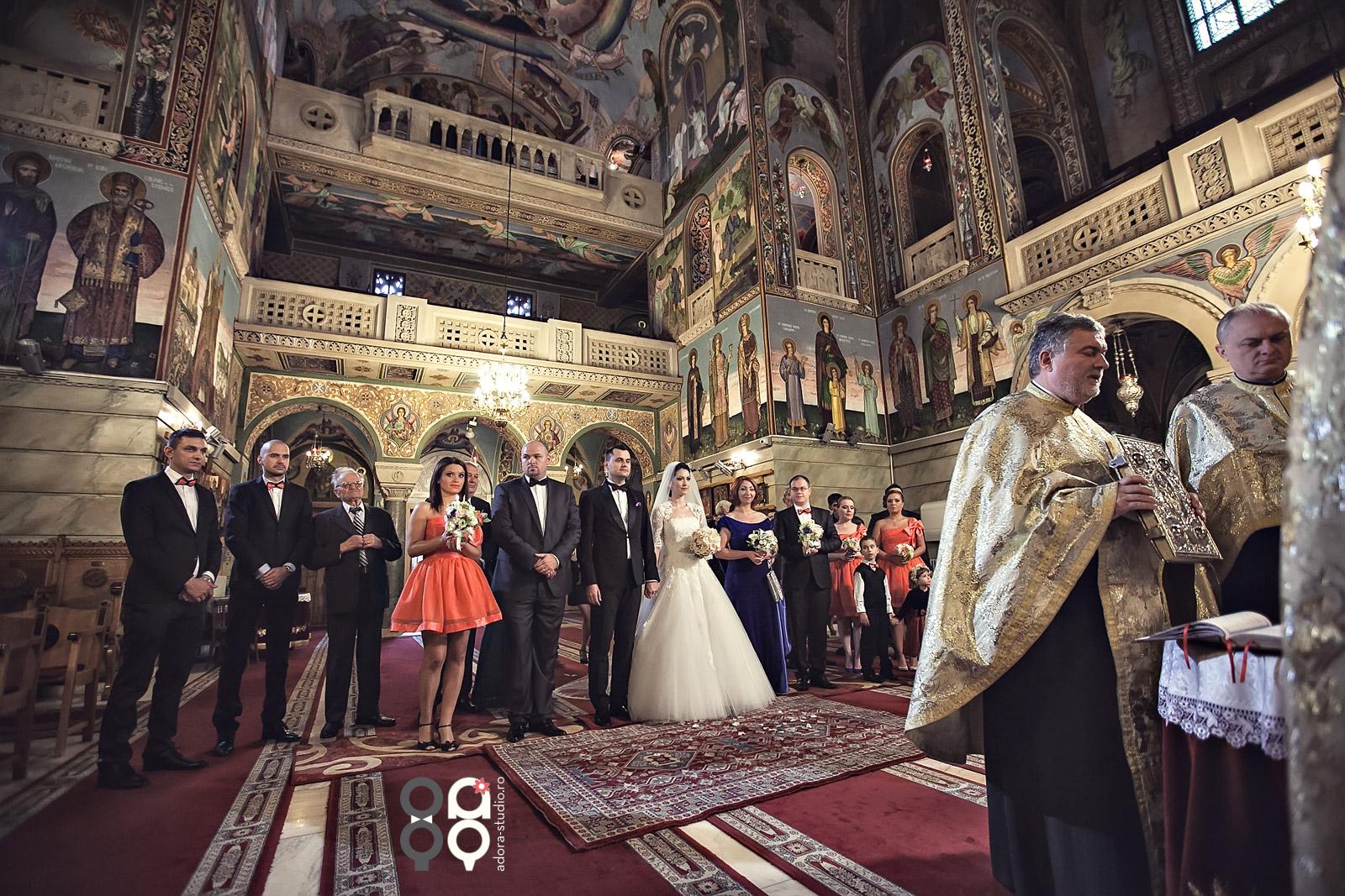 fotografii nunta biserica