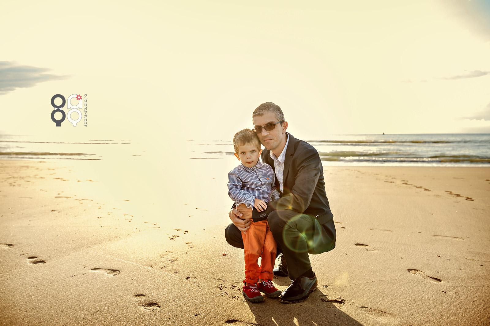 fotografii tatal si fiul