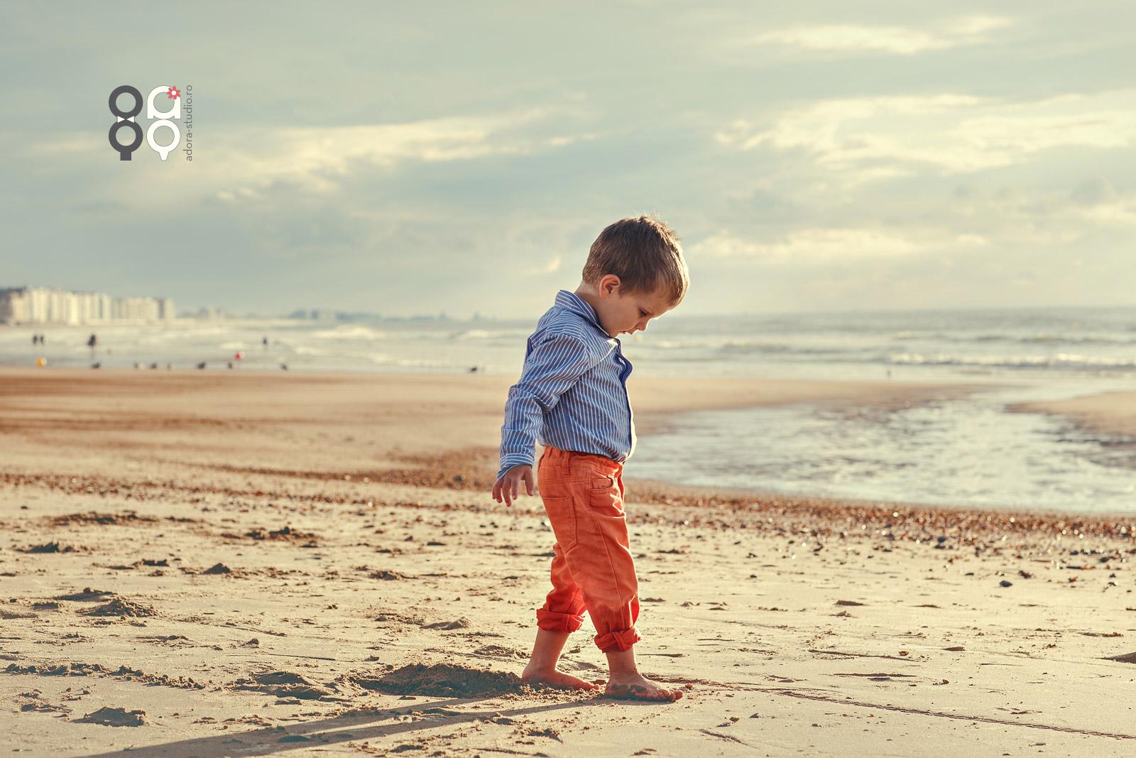 sedinta foto pe plaja