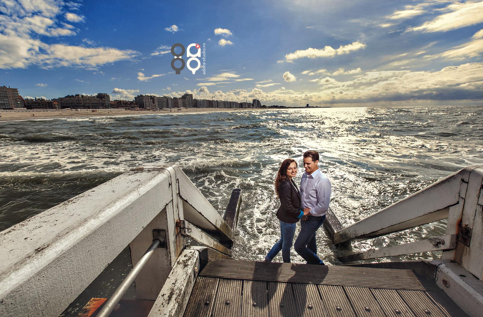 sedinta foto logodna la mare