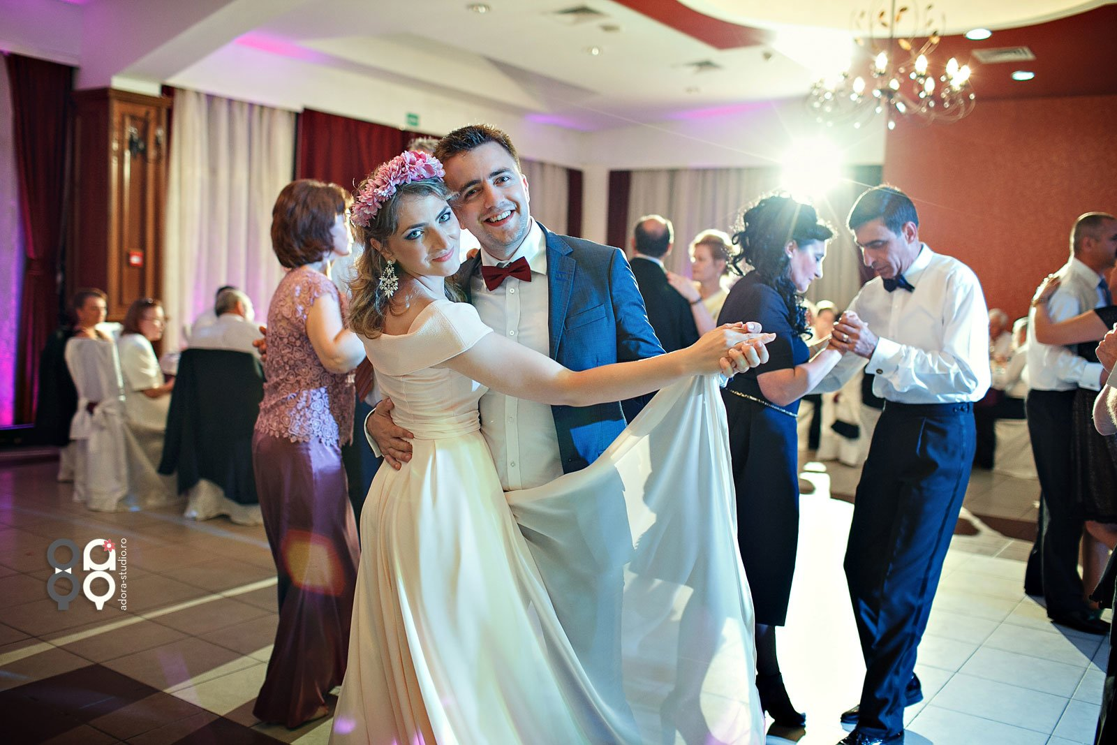 fotografii petrecere nunta