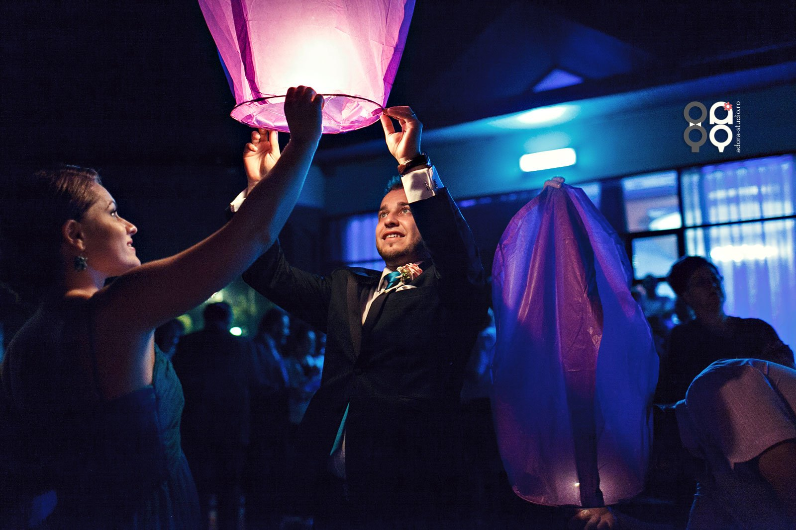 lampioane nunta iasi