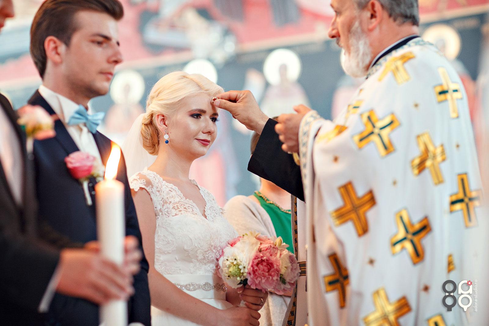 slujba religioasa nunta