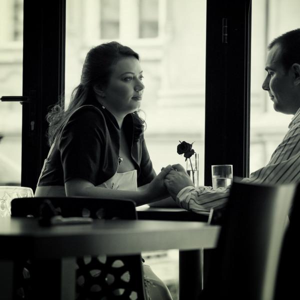 Fotografie de logodna - Larisa si Edoard