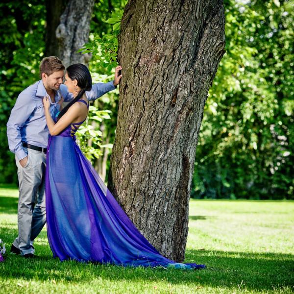 Alexandra si Alexandru, logodna