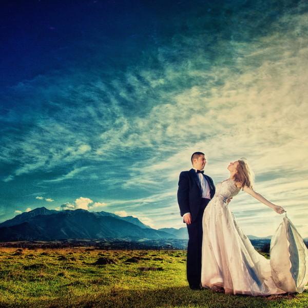Alina si Sorin, nunta