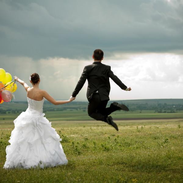 Raluca si Alecs, dupa nunta
