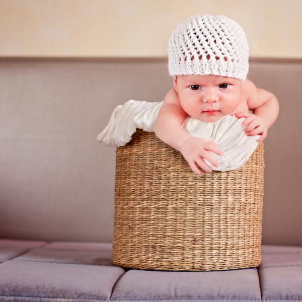 Fotografie de nou-nascut: Crina