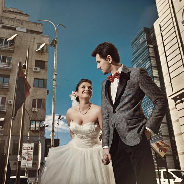 Fotografie de nunta: Cami si Bogdan