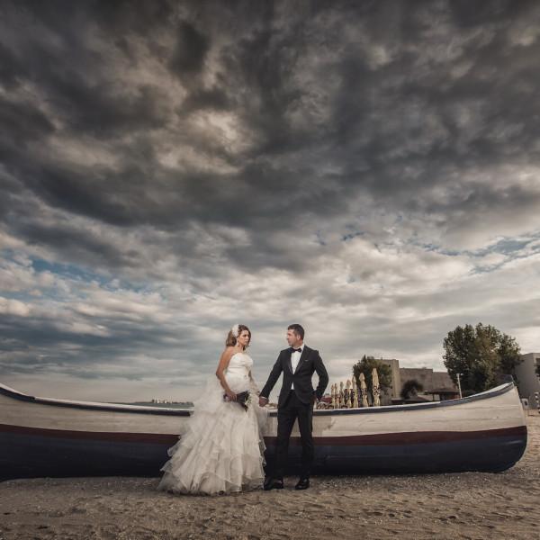 Sesiune foto de nunta: Mirela si Sebastian