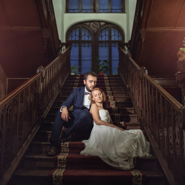 Sesiune foto dupa nunta: Andreea si Vlad, Bucuresti