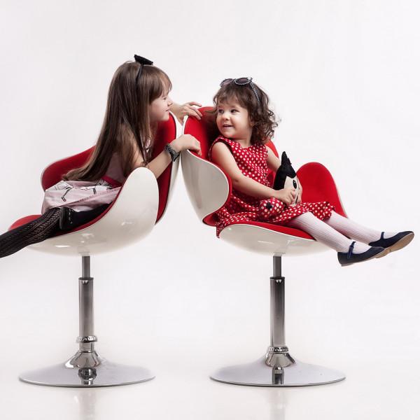 Sesiune foto in studio: Brigitte si Alessandra