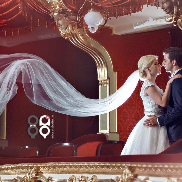 Ramona si Emanuel - Fotografie de nunta la Iasi