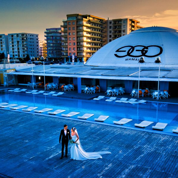 Fotografie de nunta in Constanta