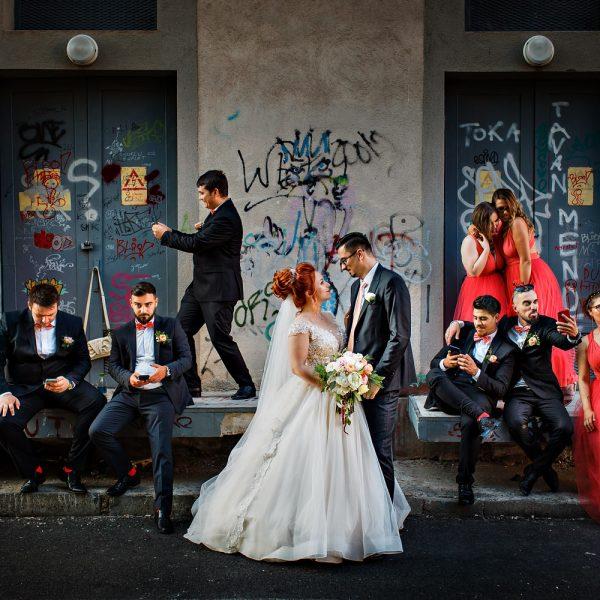 Nunta in familie